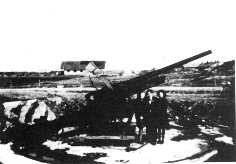 Bilder fra Klepp under krigen