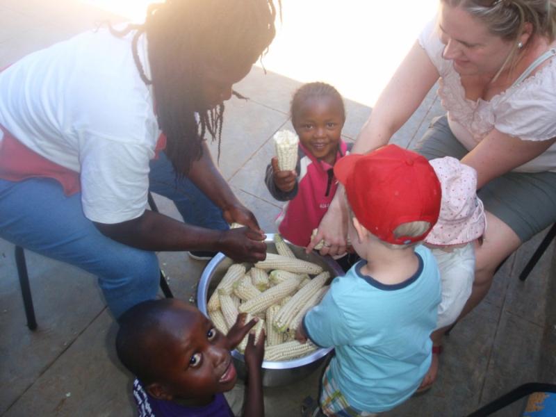 Fra godhet i Nairobi til Godhet i Riska