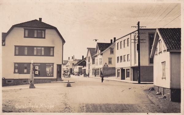 Kolonialhandelen i Klepp 1860-1920