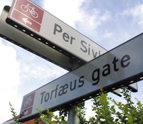 Strid om nye gatenavn