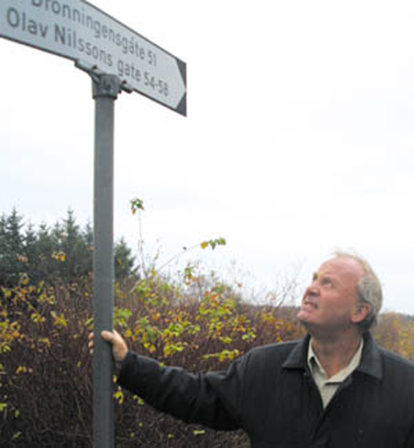 Nye gatenavn vedtatt