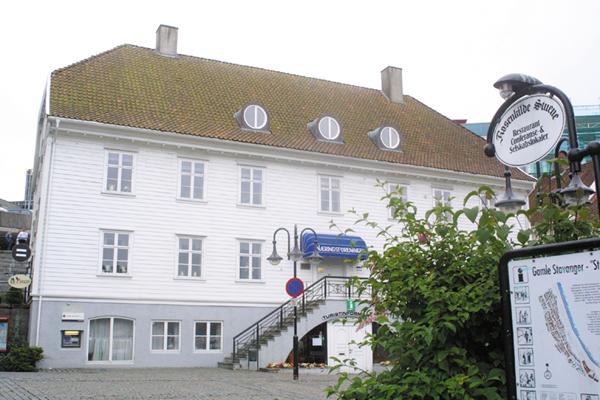 Historien om Rosenkildehuset