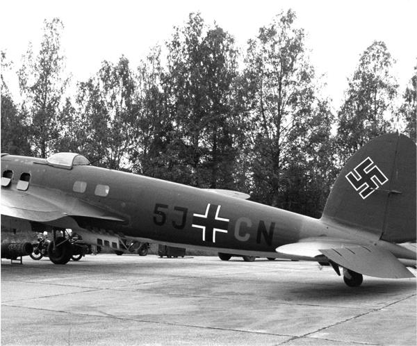 Flyulykken på Skjørestadfjellet