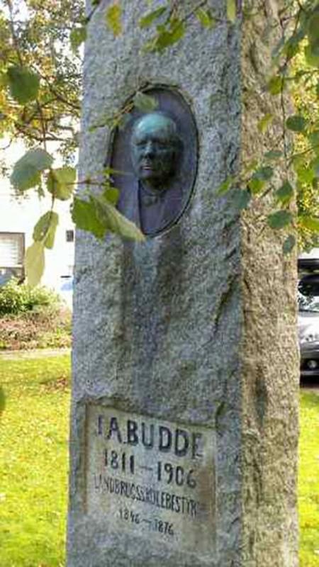 J.A. Budde og M.A. Grude