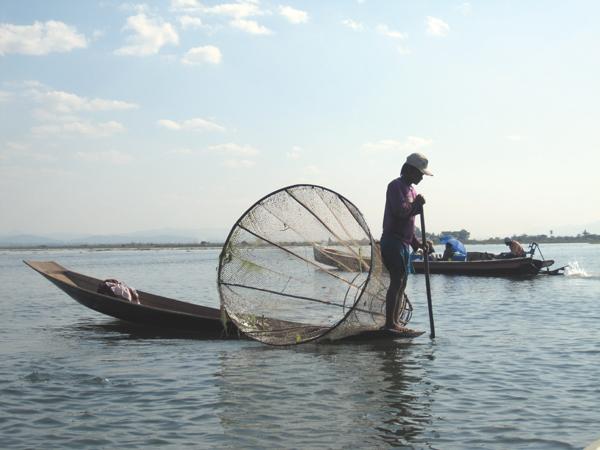 Vakre, fattige Burma