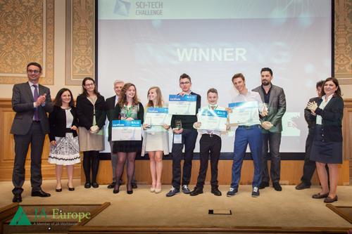 Europas ungdom bruker STEM-kunnskap