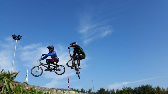 200 BMX-ryttere til Klepp