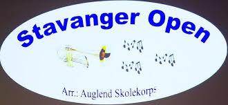Klar for underholdningskonkurransen Stavanger Open