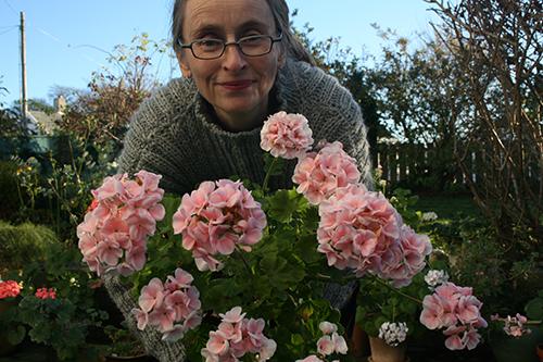 Når høst går over i vinter i hagen. Kronikk av Ingeborg Kringeland Hald.