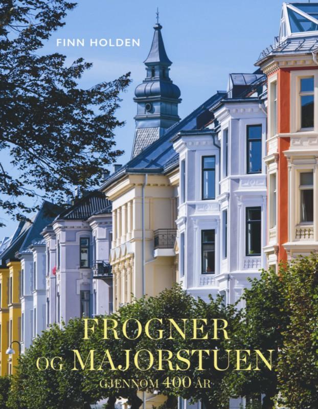 Bydelsbok om Majorstuen og Frogner innfrir bare delvis forventningene